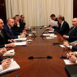 Эрдоган и Путин обсуждают в Берлине Ливию