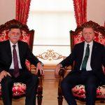 Эрдоган и Сарадж обсудили в Стамбуле Ливию