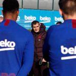 Вальверде уволен из «Барселоны», завтра он попрощается с игроками и персоналом