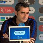 Эрнесто Вальверде: «Футбол стал бизнесом, поэтому мы здесь»