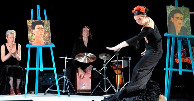 Впервые в Баку живописно-пластическое повествование о Фриде Кало