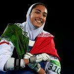 Олимпийская чемпионка по тхэквондо покинула Иран по политическим причинам