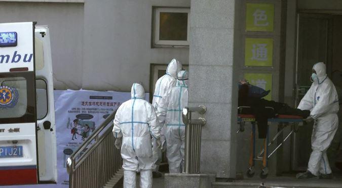 В Китае коронавирусом заболели 473 человека