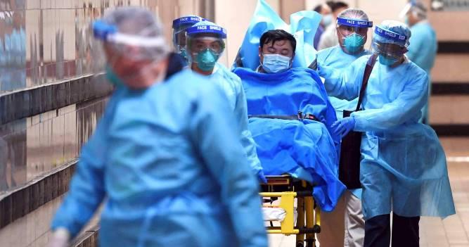 В Китае число жертв коронавируса достигло 2442 человек