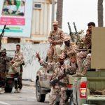 Сторонники Сарраджа заняли весь участок побережья Ливии от Триполи до границы Туниса