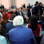 Путин выступил против перехода России к парламентской форме правления