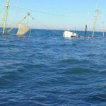 Пограничники спасли 4 рыбаков с терпящего бедствие судна