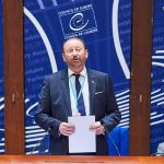 Рик Дамс стал новым председателем ПАСЕ