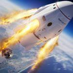 SpaceX осуществила запуск ракеты-носителя Falcon 9 с 57 спутниками Starlink