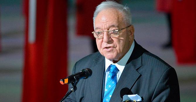 Глава Международной федерации тяжелой атлетики отстранен на 90 дней
