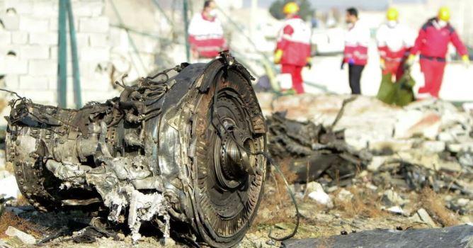 Верховный суд Ирана призвал к срочной компенсации семьям жертв авиакатастрофы