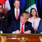 США заключили новое торговое соглашение с Мексикой и Канадой