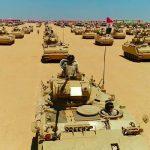 В Египте открылась крупнейшая военная база в регионе Красного моря