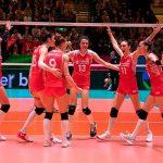 Турецкие волейболистки пробились на Олимпиаду 2020
