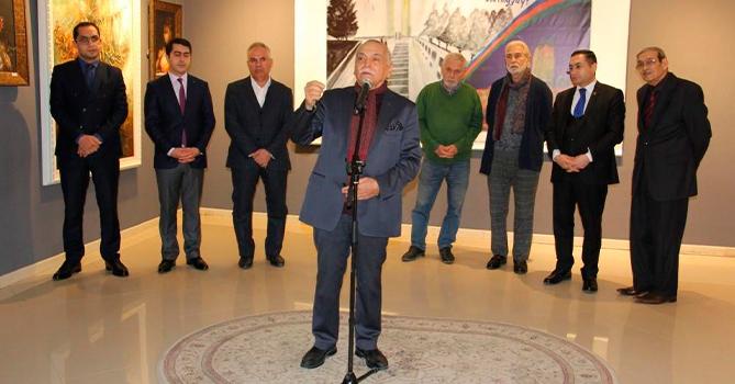 В Баку наградили победителей конкурса «20 Января – День влюбленных в свободу»