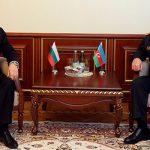 Закир Гасанов обсудил с послом Болгарии перспективы развития военного сотрудничества