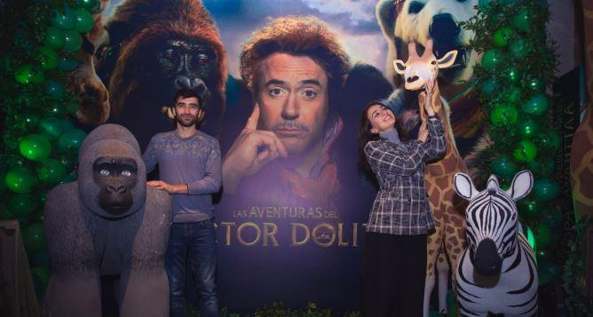 Джунгли зовут: в CinemaPlus состоялось яркое шоу в честь выхода нового фильма