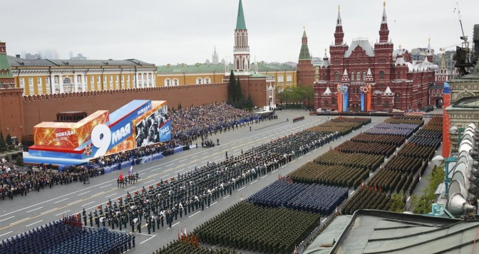 Путин назначил дату парада Победы