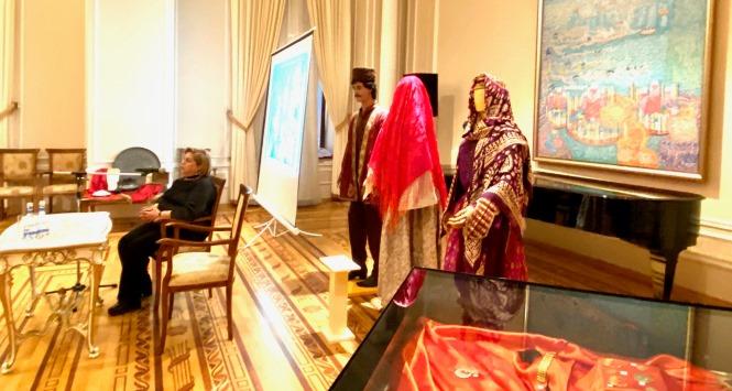 Ах, эта свадьба: в Музее искусств рассказали, как женились древние азербайджанцы