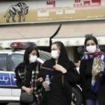 В Иране число заразившихся коронавирусом превысило сто тысяч