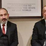 В Мюнхене началась встреча президента Ильхама Алиева с премьер-министром Армении