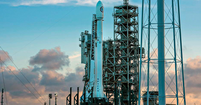 SpaceX отправит 4 туристов в «глубокий космос»