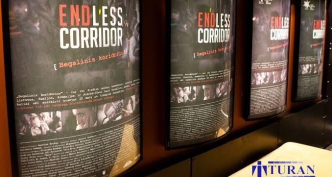 Демонстрация полнометражного документального фильма о Ходжалы в Европе