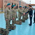 Азербайджанские миротворцы вернулись в Баку