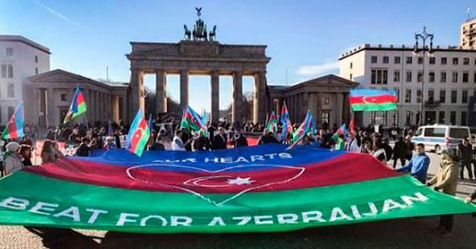 Общеевропейский Карабахский митинг пройдет в Берлине