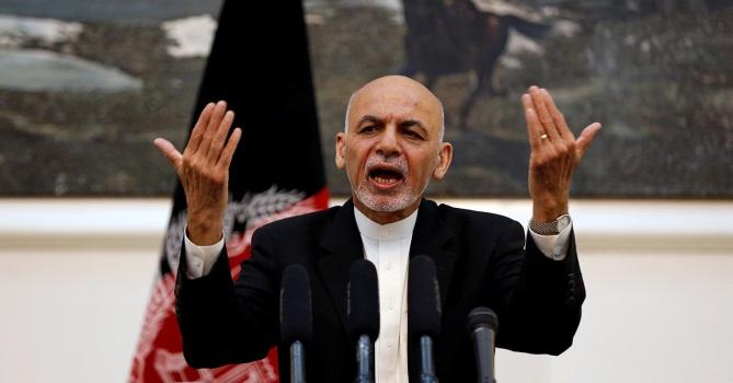 Действующий глава Афганистана Гани переизбран президентом