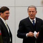 Главы Минобороны Турции и США обсудили Идлиб