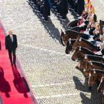 В столице Италии состоялась церемония официальной встречи президента Ильхама Алиева