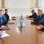 Ильхам Алиев принял главнокомандующего объединенными силами НАТО в Европе