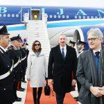 Все дороги ведут в Рим: Азербайджан и Италия подписали совместную декларацию