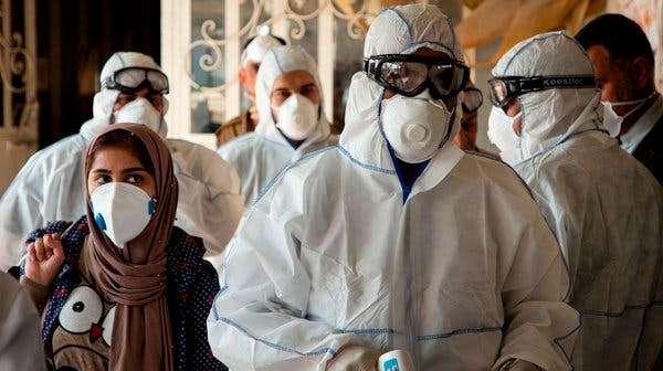 В Иране выявили почти три тысячи новых случаев заражения коронавирусом