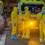 В Испании женщина с симптомами коронавируса сбежала от скорой