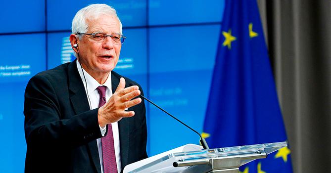 Глава дипломатии ЕС анонсировал новую спецоперацию в Средиземном море