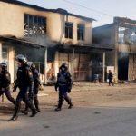 Полиция Казахстана завела 25 уголовных дел после массовых беспорядков