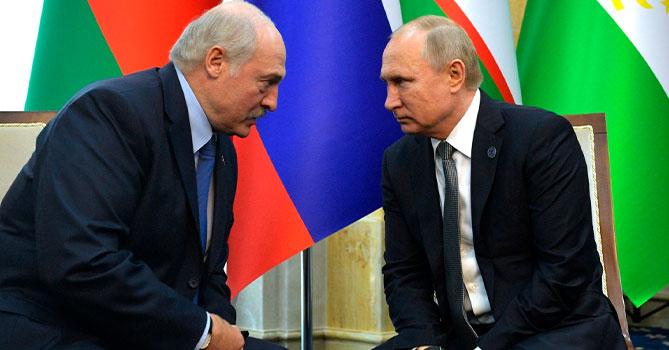 «Загадочная» Беларусь или чего только не бывает в большой политике…