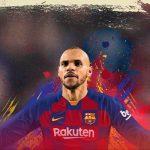 «Барселона» объявила о трансфере Брэйтуэйта за 18 млн евро