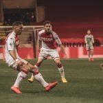 «Монако» обыграл «Анже» в матче чемпионата Франции по футболу
