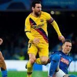 Матч «Барселона» – «Наполи» в ЛЧ может быть отменен