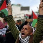 "На Западном берегу реки Иордан проходят митинги против ""сделки века"""