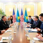 США призвали Казахстан к сотрудничеству с американскими компаниями