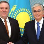 Почему Казахстан оказался в «списке» Помпео?