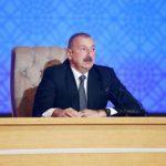 Ильхам Алиев: В этом году будут предприняты важные шаги, связанные с социальной инфраструктурой