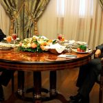 Переговоры Путина и Лукашенко прервались из-за нелетной погоды