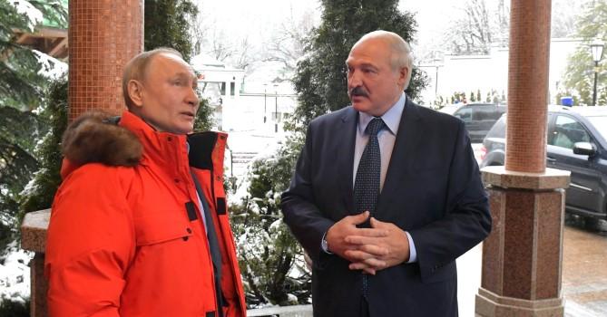 Что задумал Лукашенко?