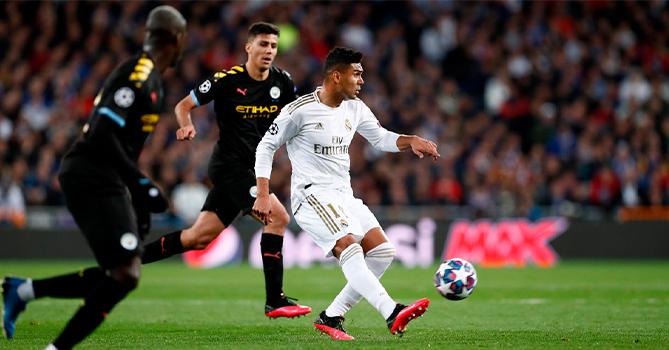5 минут «Сити», которые потрясли «Реал»