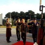 Наджмеддин Садыков встретился с Верховным главнокомандующим объединенными силами НАТО в Европе